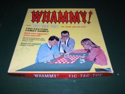 Whammy! with Tic - Tac - Toe