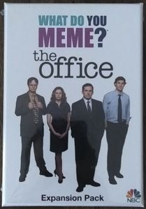 What Do You Meme?: The Office Expansion Pack