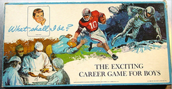 What Shall I Be? The Exciting Career Game for Boys