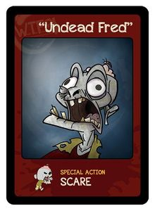 What the Food?! Zombie Edition