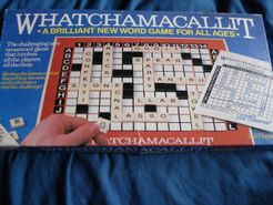 Whatchamacallit Word Game