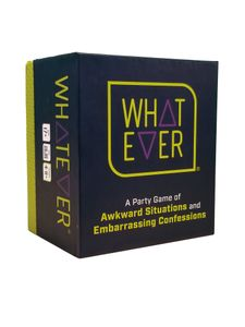 Whatever: A Party Game