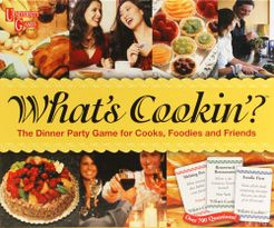 What's Cooking?: The Ultimate Party Game for Cooks, Foodies & Friends