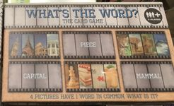 What's the Word?: The Card Game