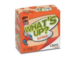 What's up? Junior