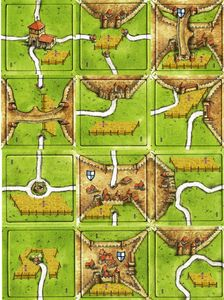 Wheat Fields (fan expansion to Carcassonne)