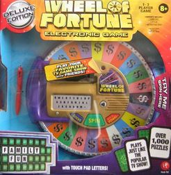 Wheel of Fortune Electronic Game