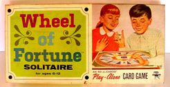 Wheel of Fortune Solitaire