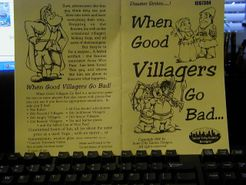 When Good Villagers Go Bad