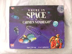 Where in Space is Carmen Sandiego