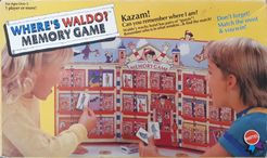 Where's Waldo? Memory Game