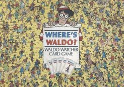 Where's Waldo? Waldo Watcher Card Game