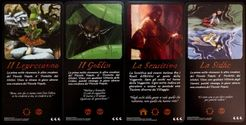 Wherewolf: Promo Cards