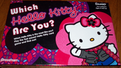 Which Hello Kitty Are You