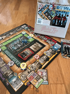 Whiskey Row: A Wild West Strategy Game