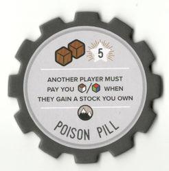 Whistle Stop: Poison Pill Promo Tile