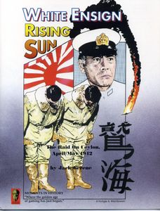 White Ensign / Rising Sun