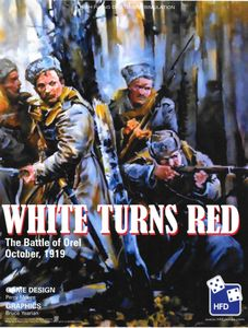 White Turns Red: The Battle of Orel. Oct. 1919