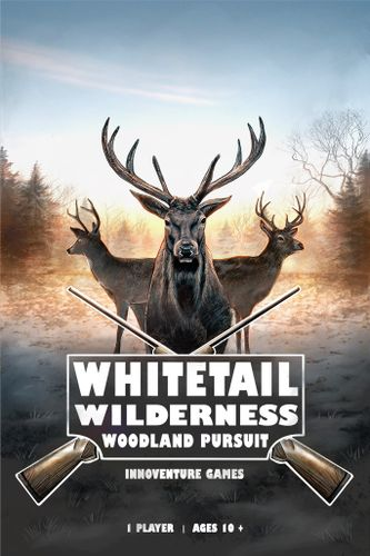 Whitetail Wilderness: Woodland Pursuit