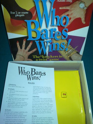Who Bares Wins