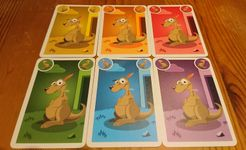Who did it?: Kangaroo Promo Cards