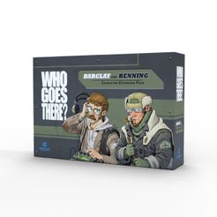Who Goes There: Barclay and Benning Character Expansion Pack
