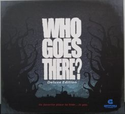 Who Goes There? Deluxe Edition