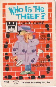 Who Is The Thief?