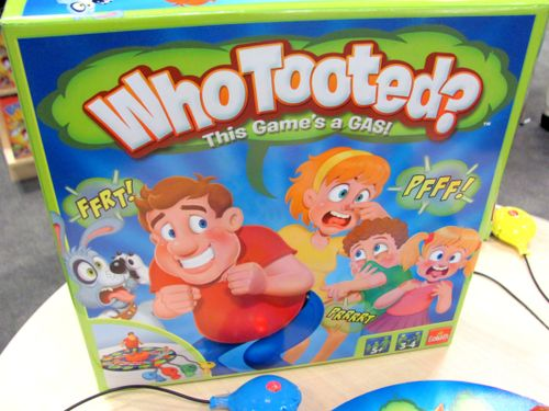 Who Tooted?