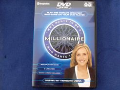 Who Wants to be a Millionaire: DVD Game