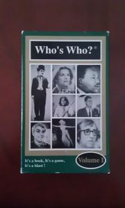 Who's Who?  Volume 1