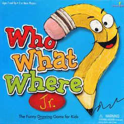 Who? What? Where? Jr.
