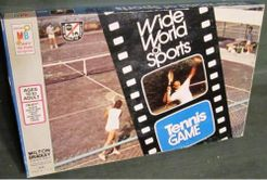 Wide World of Sports Tennis Game