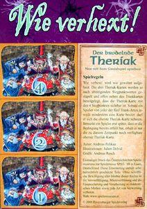 Wie verhext!: Der brodelnde Theriak