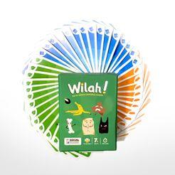 Wilah!: Waste Sorting Educational Card Game