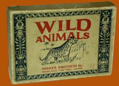 WILD ANIMALS, Educational Games