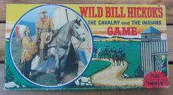 Wild Bill Hickok's the Cavalry and the Indians Game