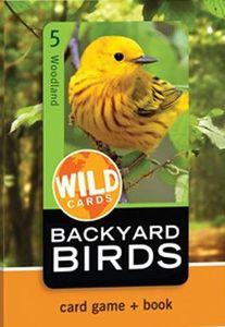 Wild Cards: Backyard Birds