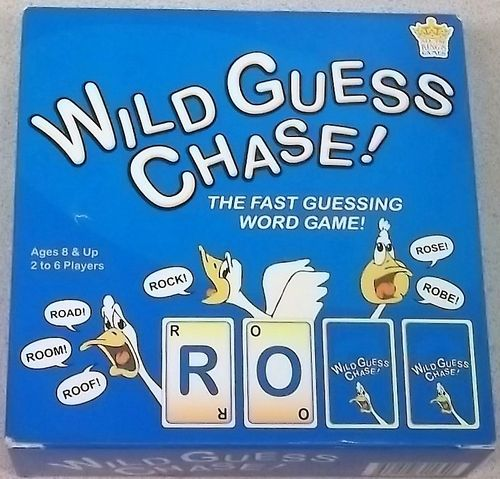 Wild Guess Chase!