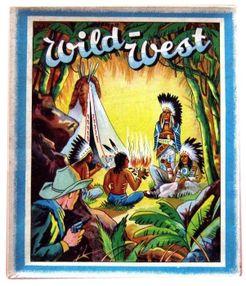 Wild West: Das neue Indianer und Cowboyspiel