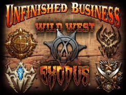 Wild West Exodus: Unfinished Business – Dark Nation Faction Bundle