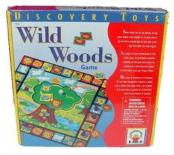 Wild Woods Game
