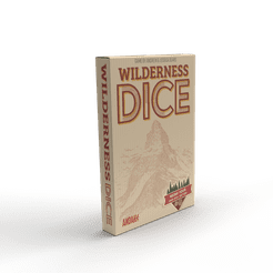 Wilderness Dice: Bring Your Own Dice