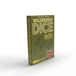 Wilderness Dice: BYOD – Exotic Expansion