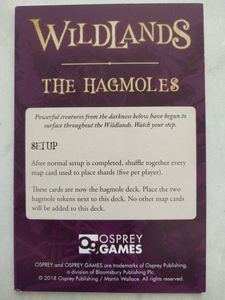 Wildlands: The Hagmoles