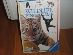 Wildlife Bingo Game