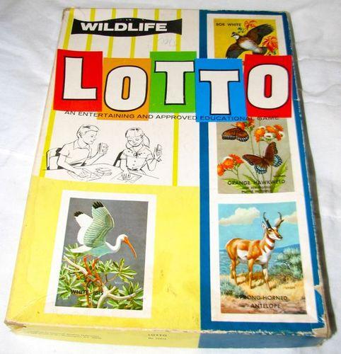 Wildlife Lotto