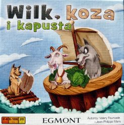 Wilk, Koza i Kapusta