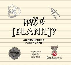 Will it [BLANK]