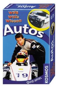 Willi wills Wissen: Autos